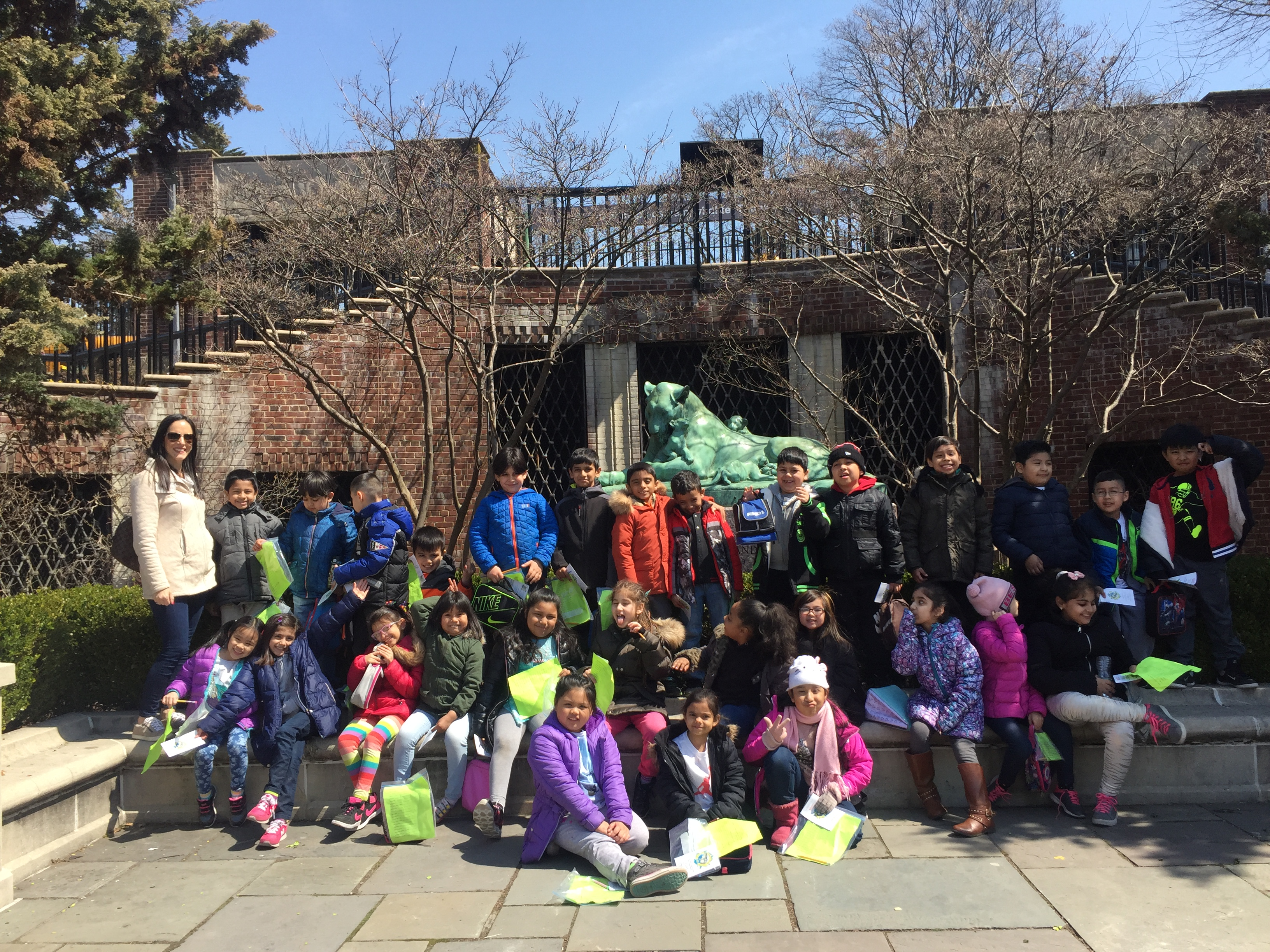 Class 2 328 homepage ps 253 the magnet school of multicultural our trip to the prospect park zoo fandeluxe Gallery