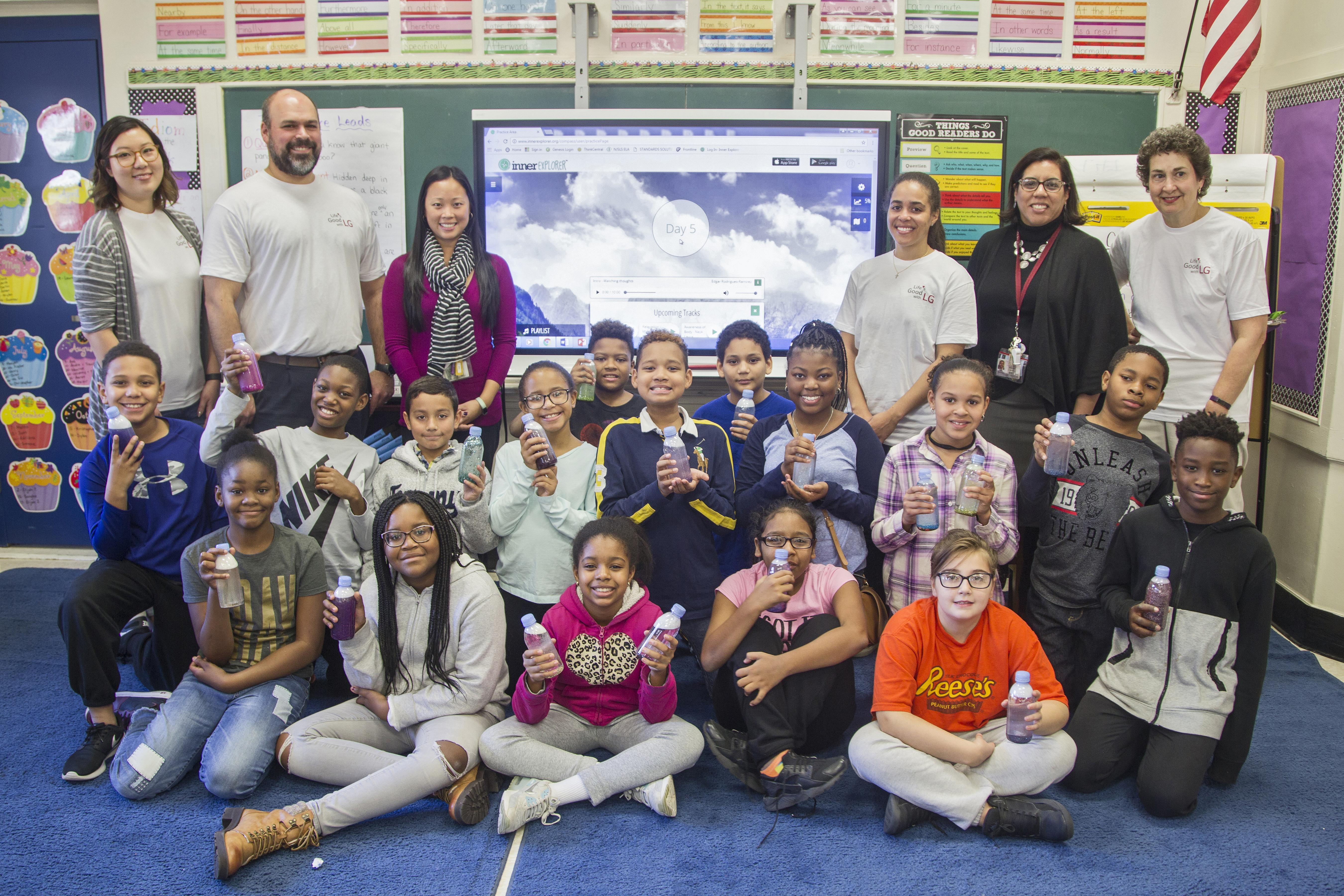 McCloud school students celebrate