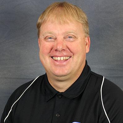 Assistant Superintendent, Damon Davis