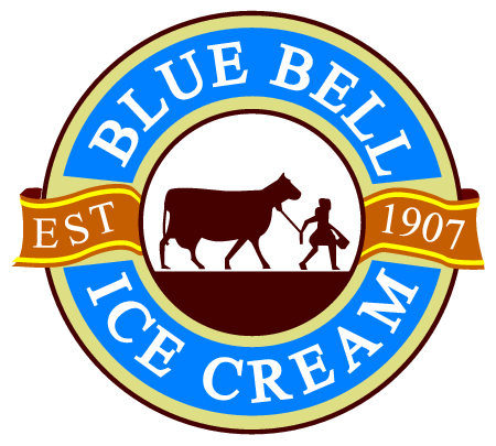 Blue Bell ice cream logo