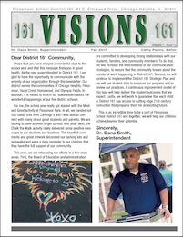 Visions Newsletter Fall 2017