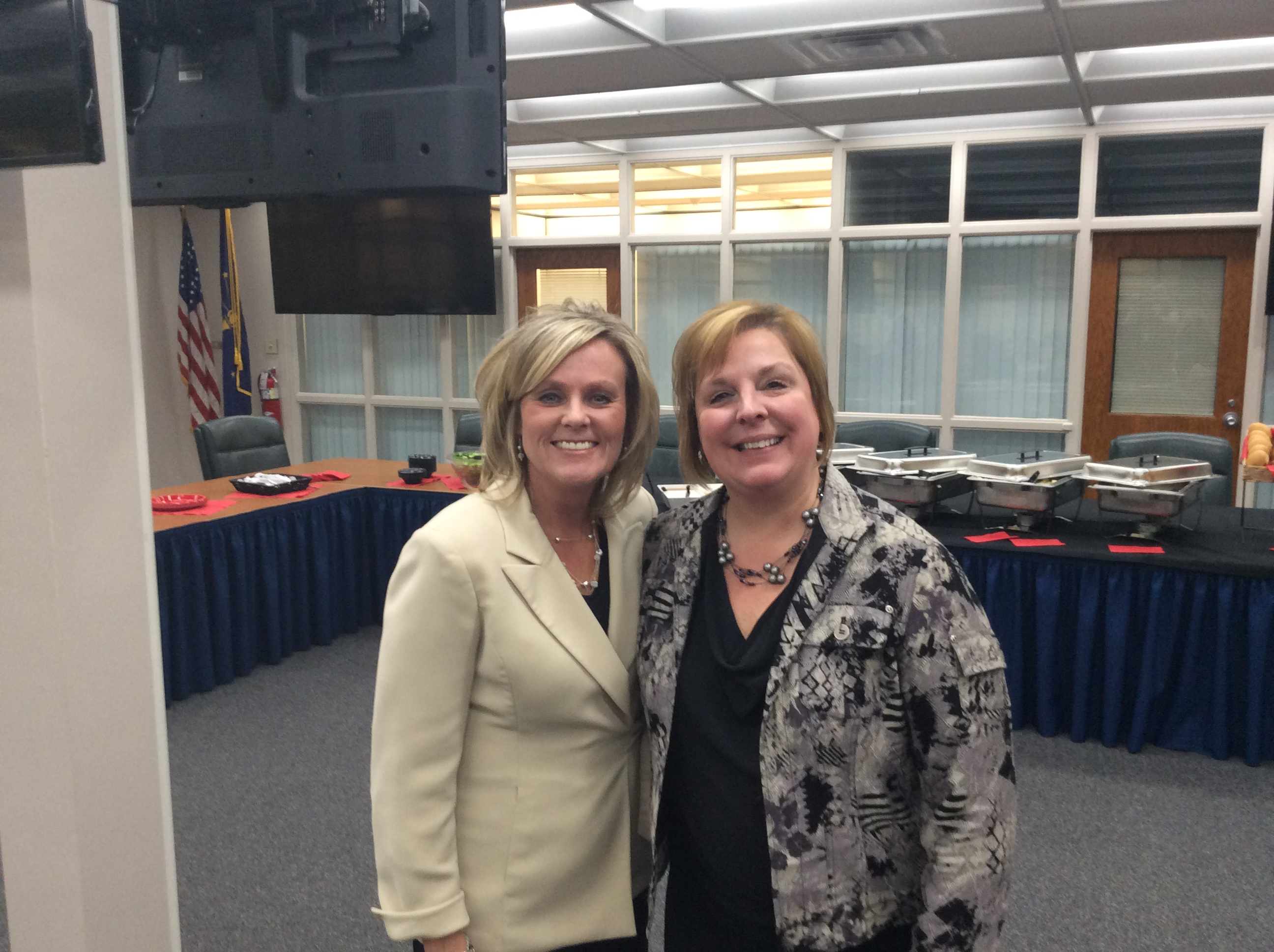 home page school city of east chicago dr paige mcnulty newly elected state superintendent dr jennifer mccormick in east chicago