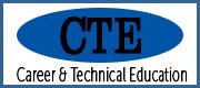 Career  & Technical Education logo