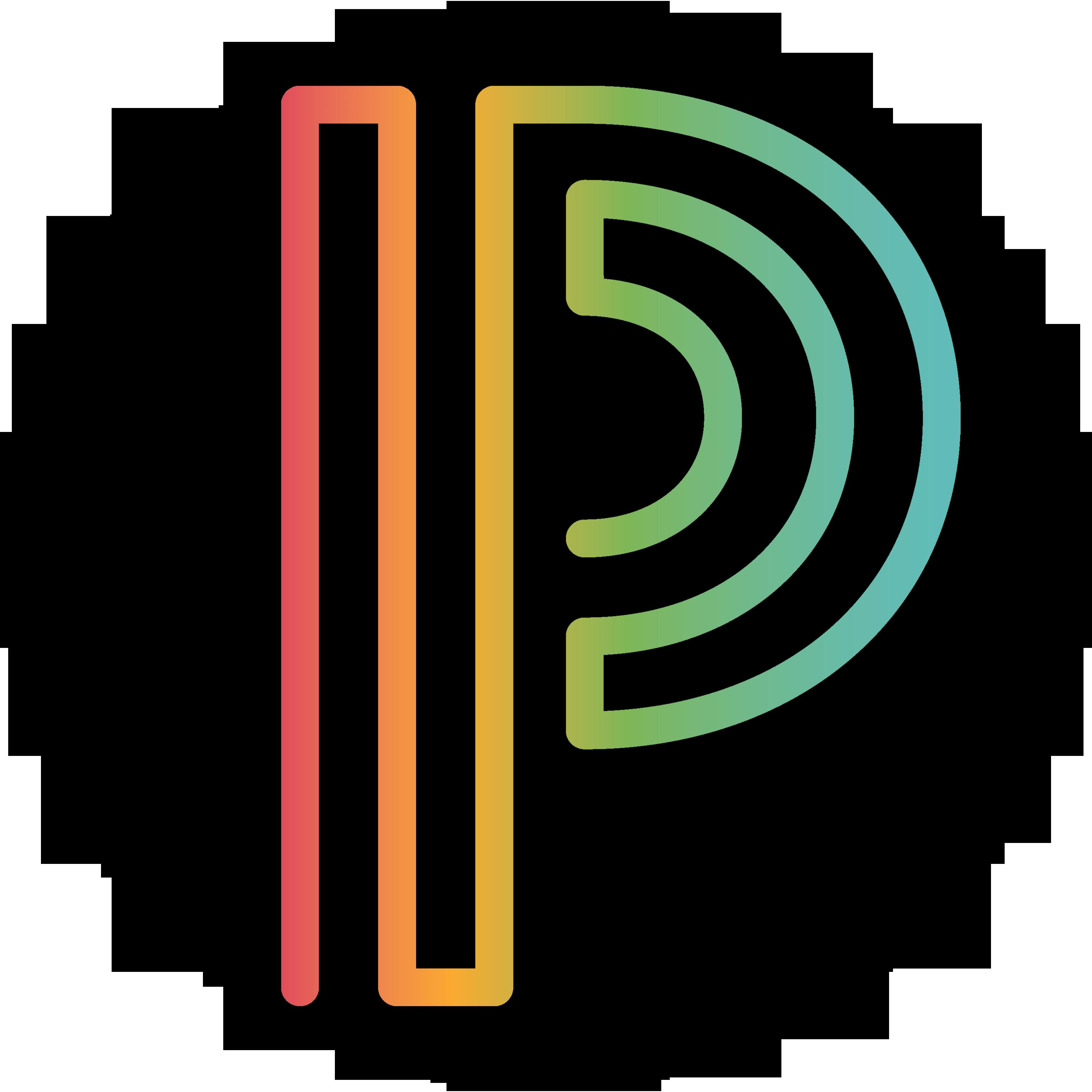 PowerSchool logo round