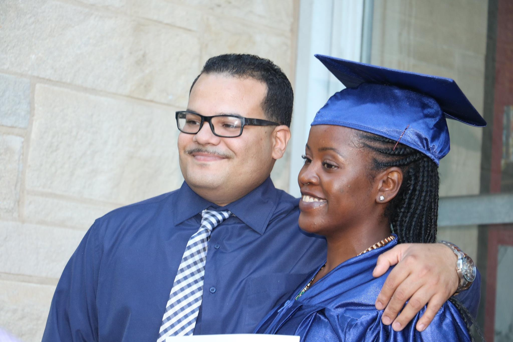 ALC graduates celebrate