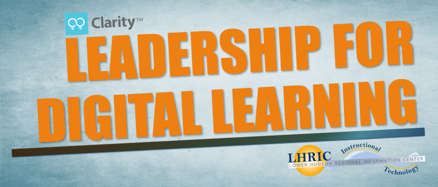 leadership for digital learning logo image