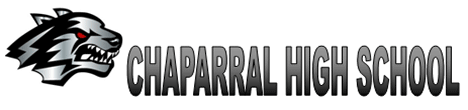 Chaparral High School logo