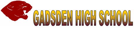 Gadsden High School logo