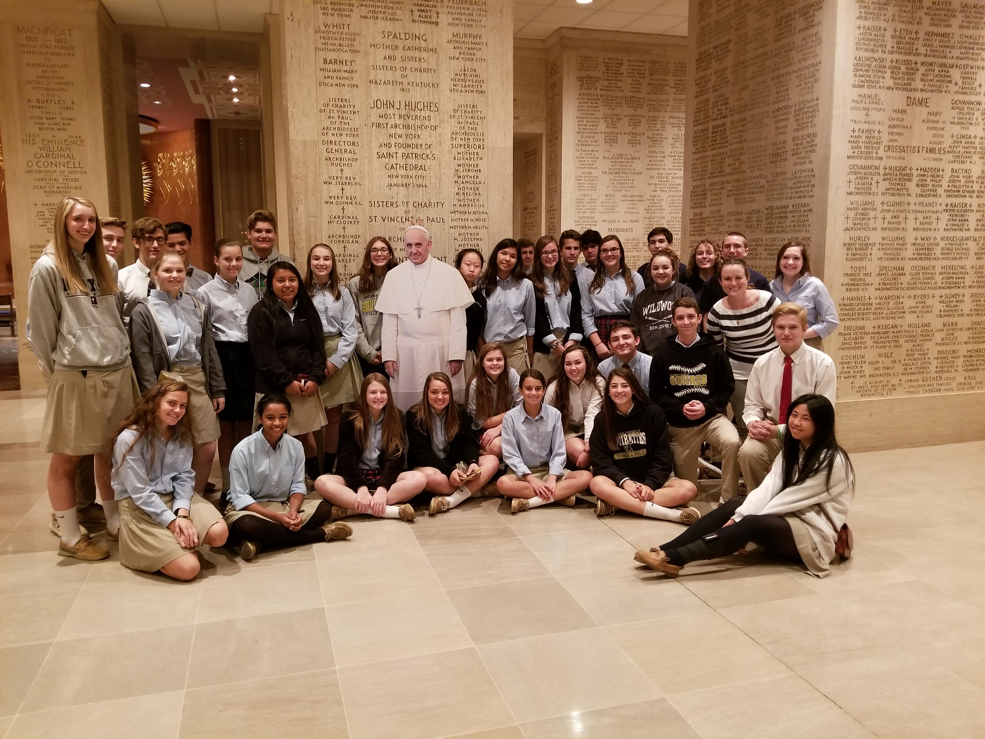 Spiritual Life - Delone Catholic High School
