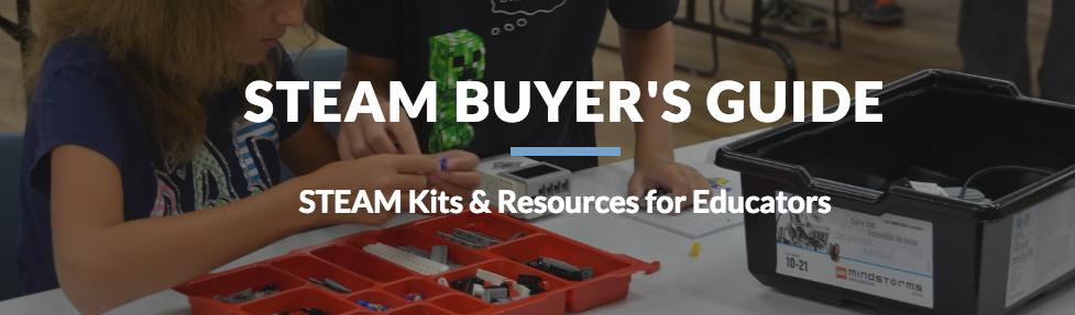 Steam Buyer's Guide Banner