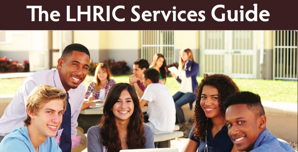 LHRIC Service Guide