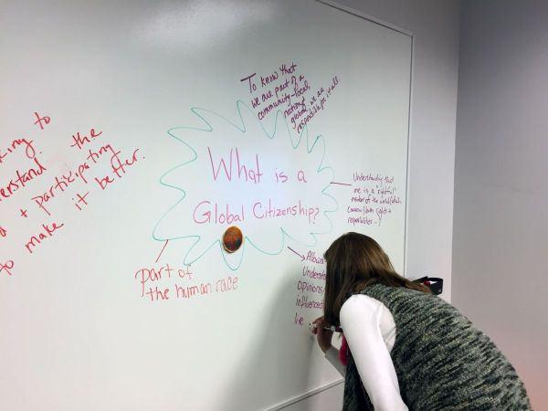 Global Citizenship in LHRIC's ALC