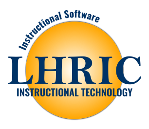 LHRIC Instructional Software Logo