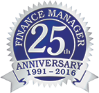 Finance Manager- 25th Anniversary image