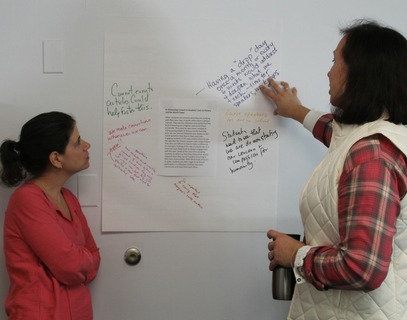 Facing History and Ourselves Professional Development