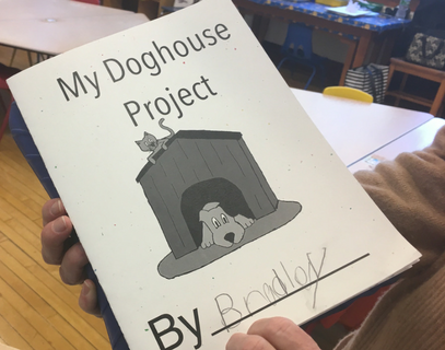 My Doghouse Project Book