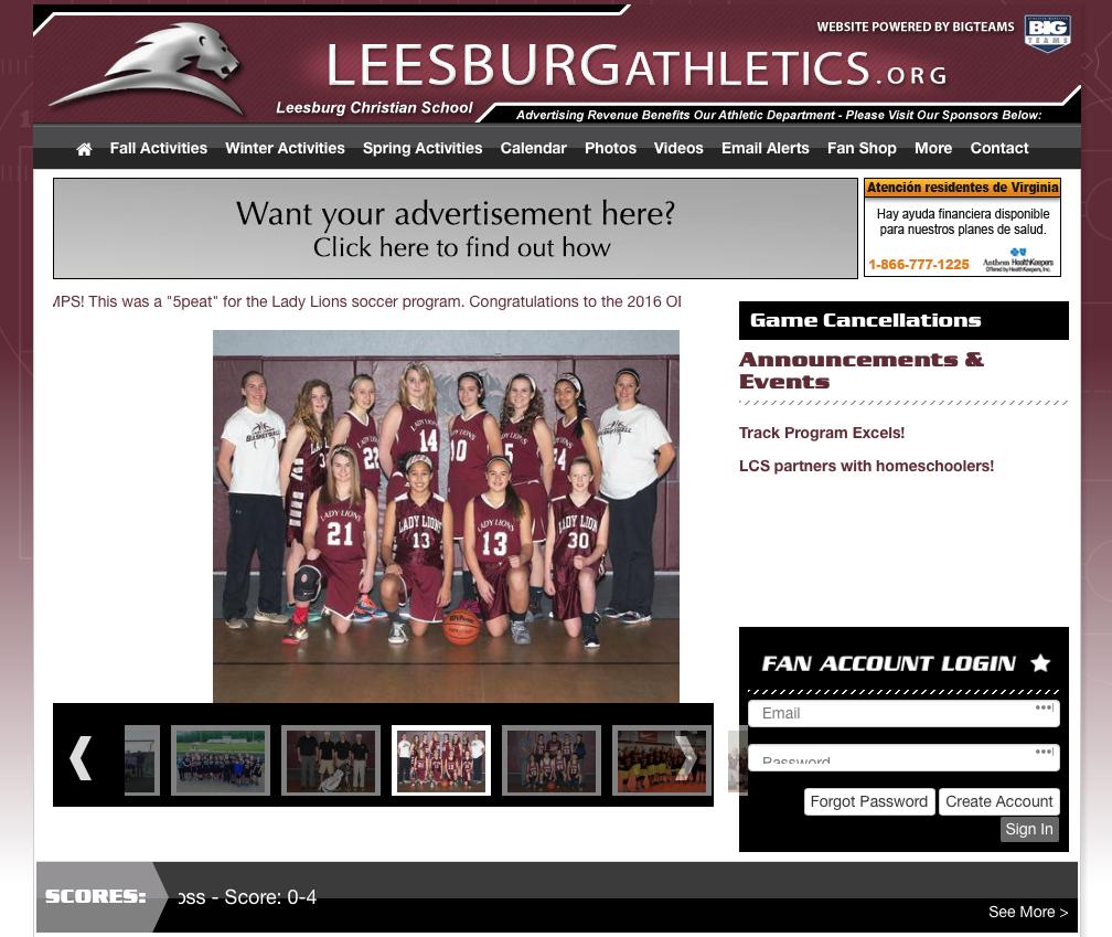www.leesburgathletics.org
