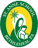 St. Anne School Home Page