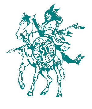 Santa Teresa High Desert Warrior Mascot