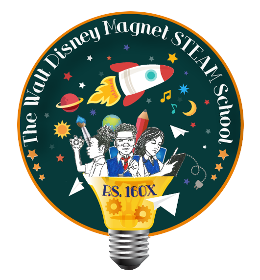 P.S. 160 The Walt Disney Magnet STEAM School Home Page