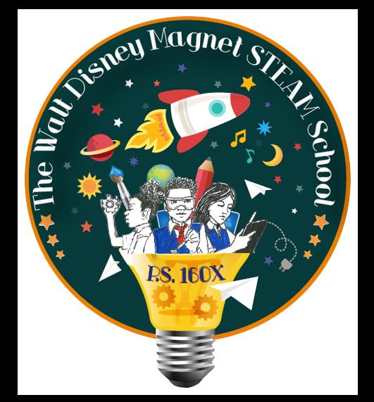 P.S. 160 The Walt Disney Magnet STEAM School Home Page