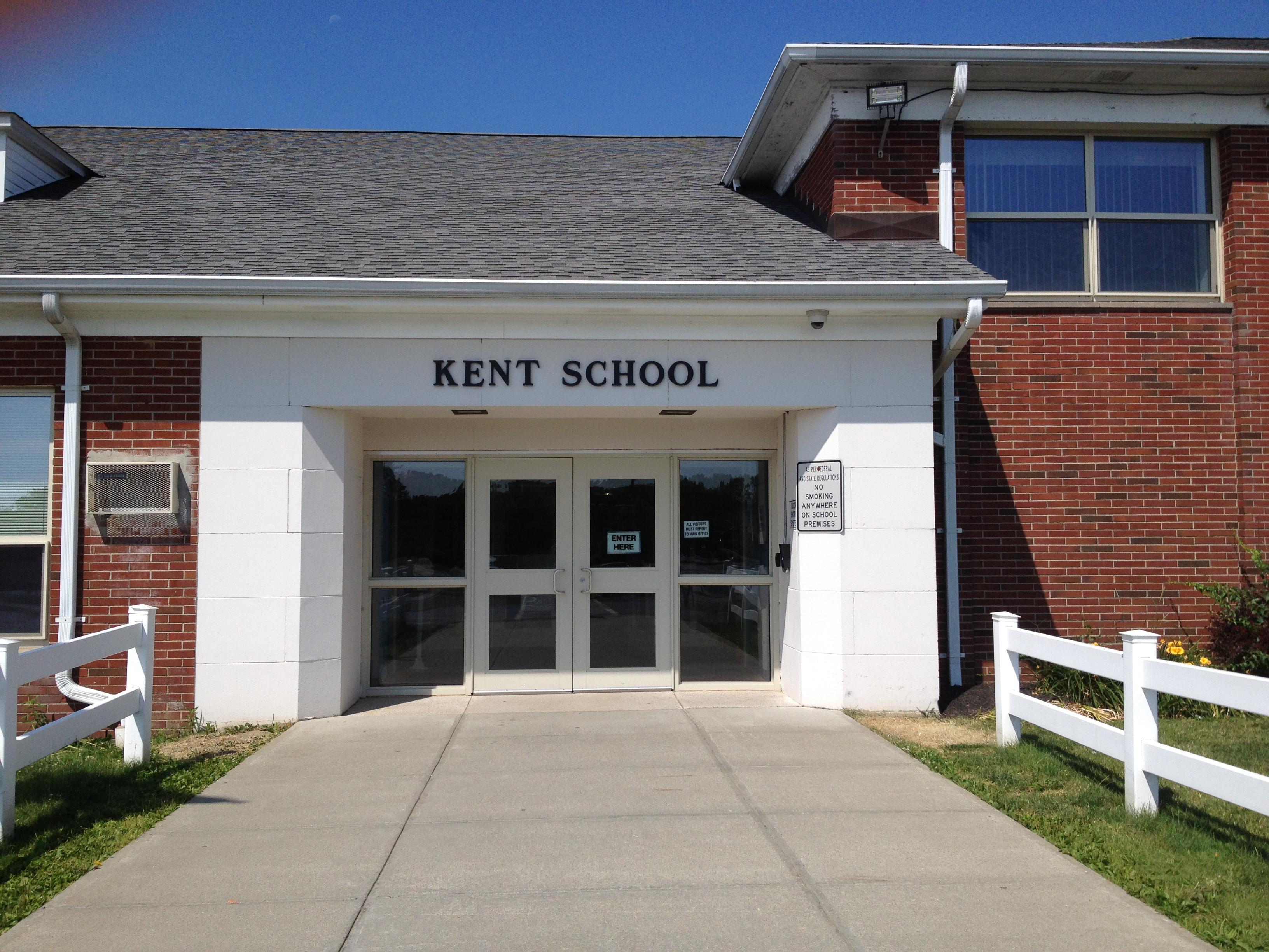 KES School Building Front door