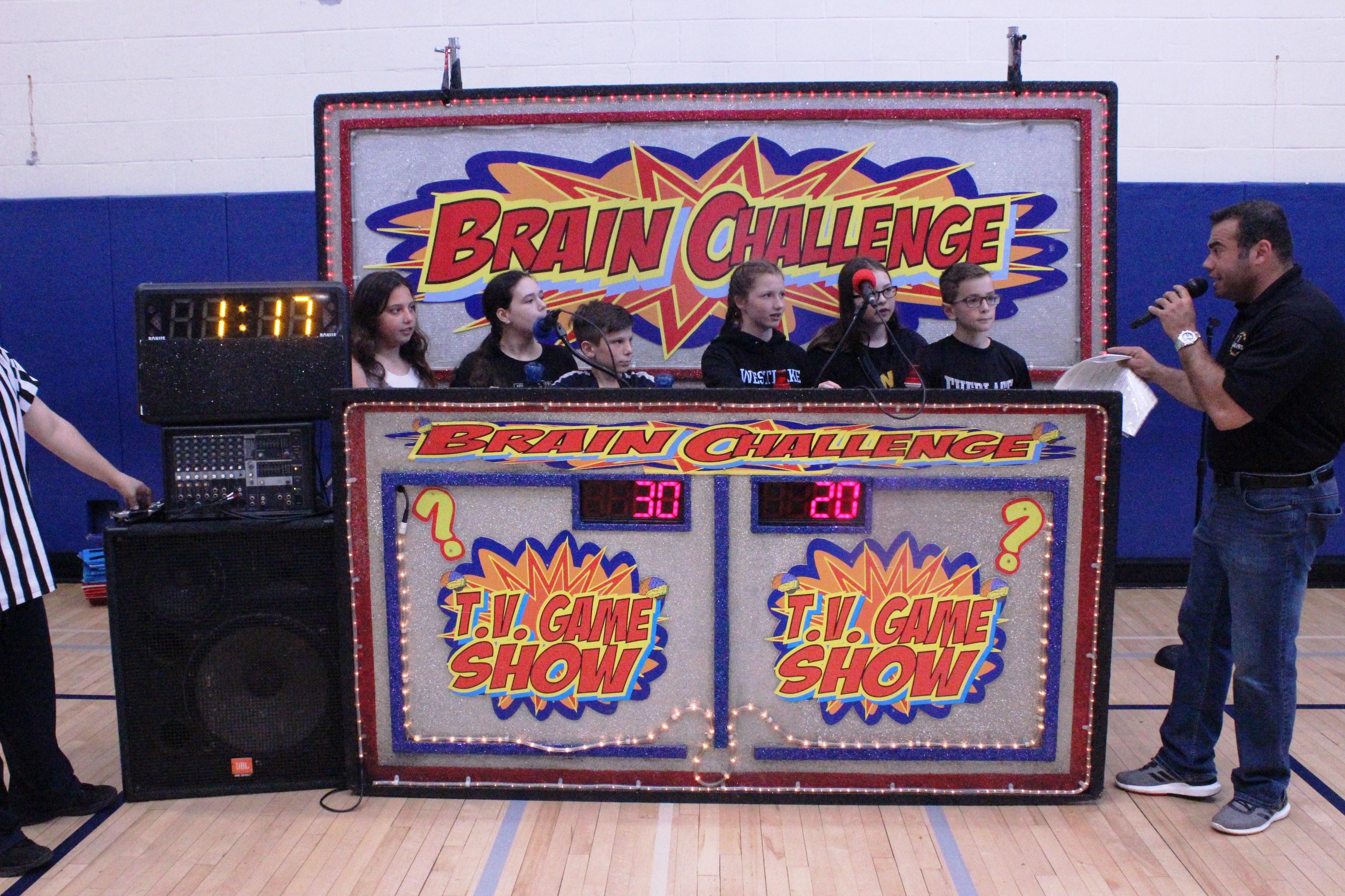 The Brain Challenge.