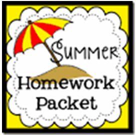 pre k to kindergarten summer packet