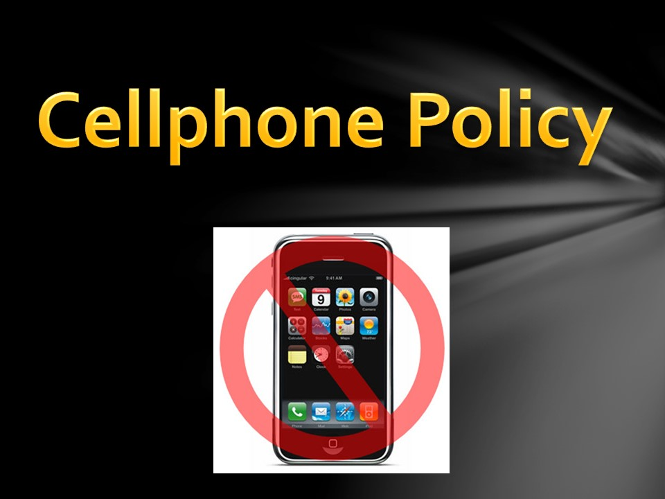 corporate cell phone policy Here's a free corporate cell phone policy as with any policy, please read it thoroughly and make sure it is exactly how your company would like to proceed and approved by your legal counsel.