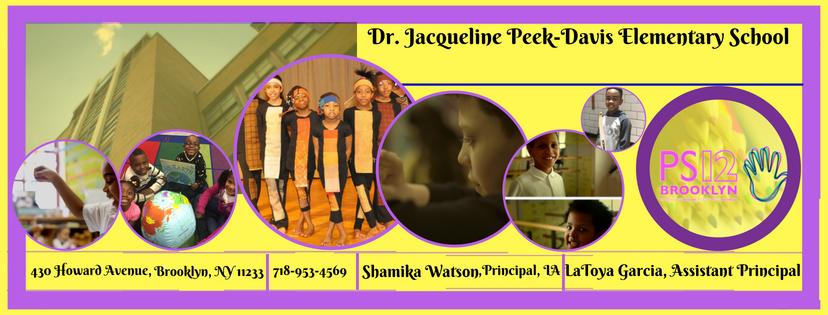 Dr. Jacqueline Peek-Davis Elementary School Home Page
