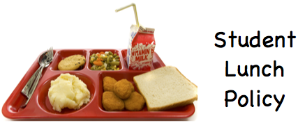 Link to YIMS Lunch Policy