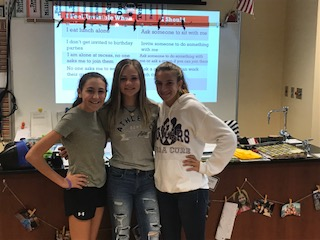 """JHS Students Presents: """"Beyond Differences: Knowing Your Classmates."""""""