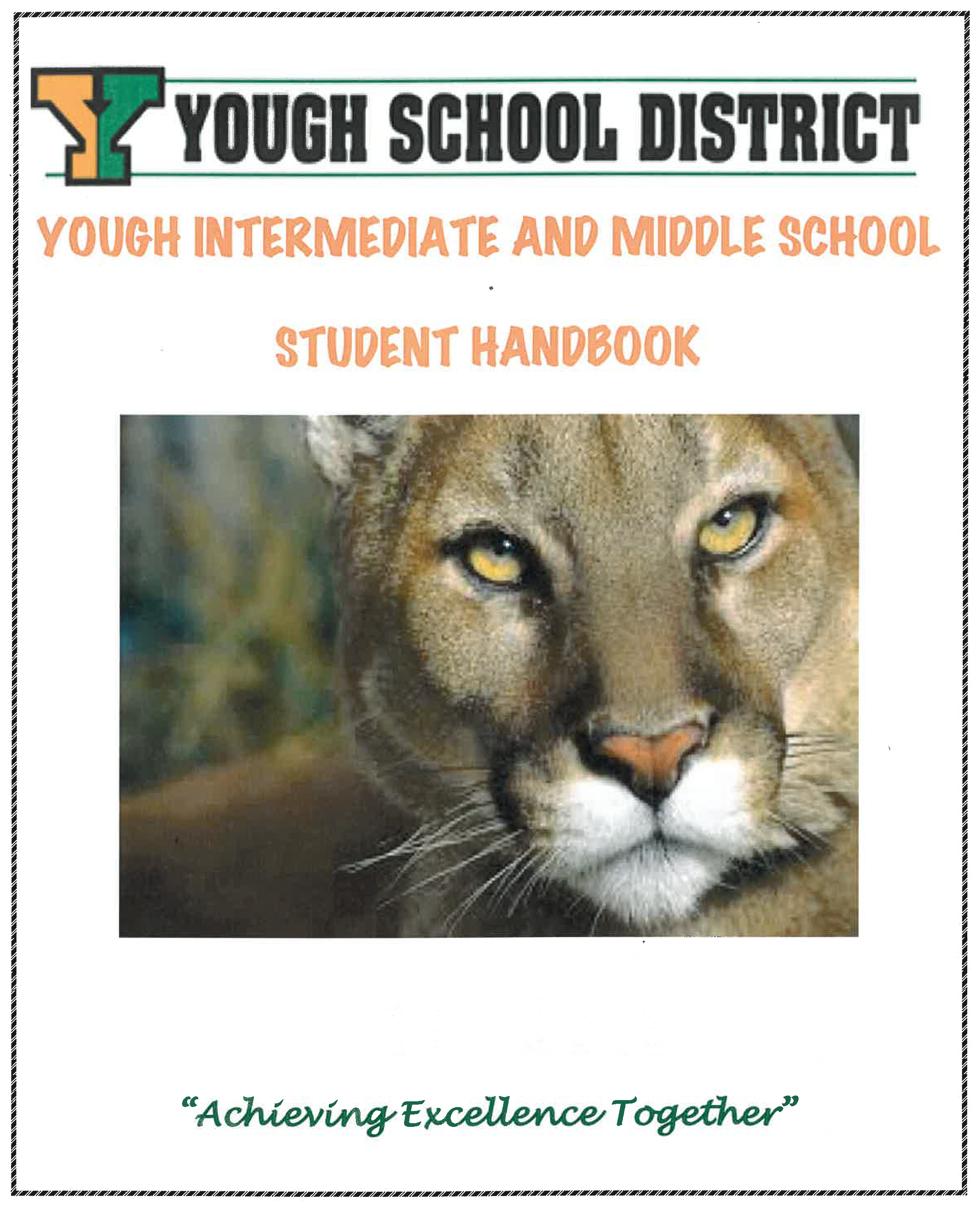 Link to YIMS Student Handbook 2018-19