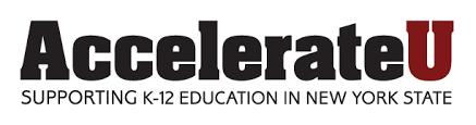 AccelerateU logo