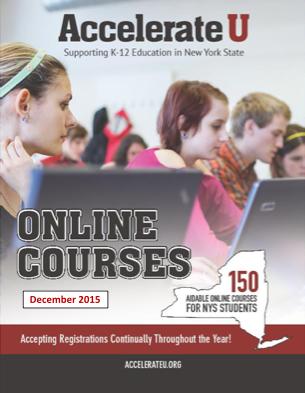 AccelerateU Online Course promo