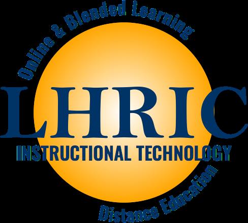 LHRIC Online & Blended Learning logo