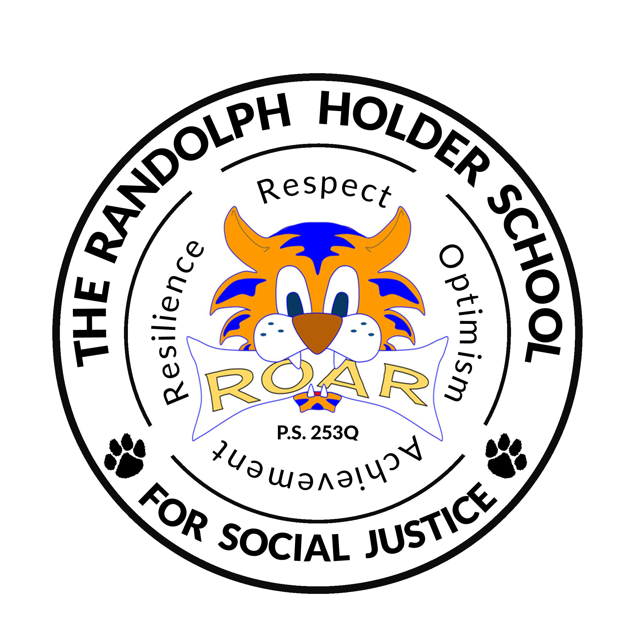 The Randolph Holder School for Social Justice (P.S. 253Q) Home Page