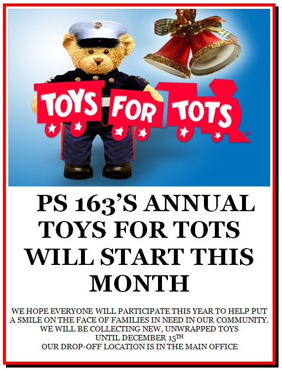 Toys For Tots Pdf : Home page ps flushing heights school