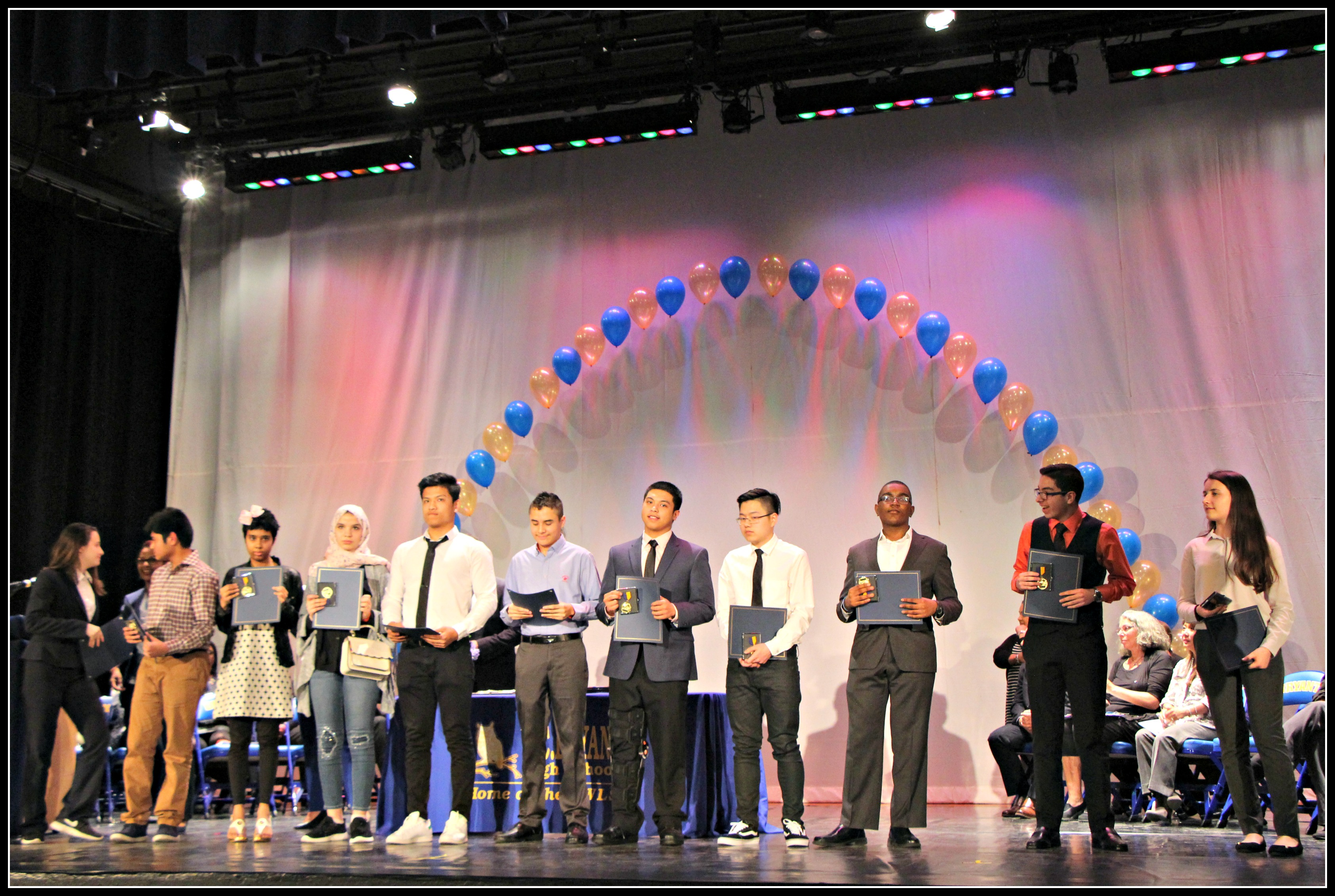 Homepage william cullen bryant high school congrats to these bryant students who were recognized for their excellence in multiple categories on principals awards night february 28 photo credit fandeluxe Images