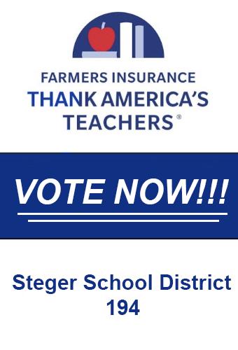 Thank America's Teachers - Vote Now!