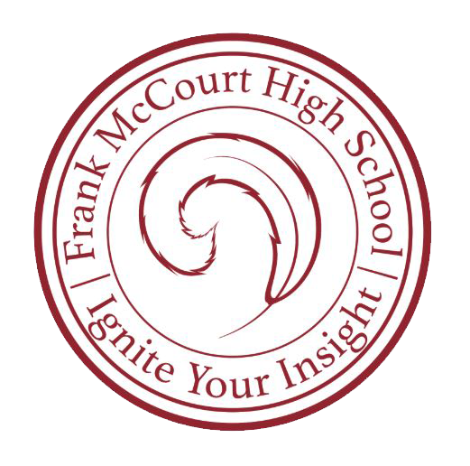 Frank McCourt High School Home Page