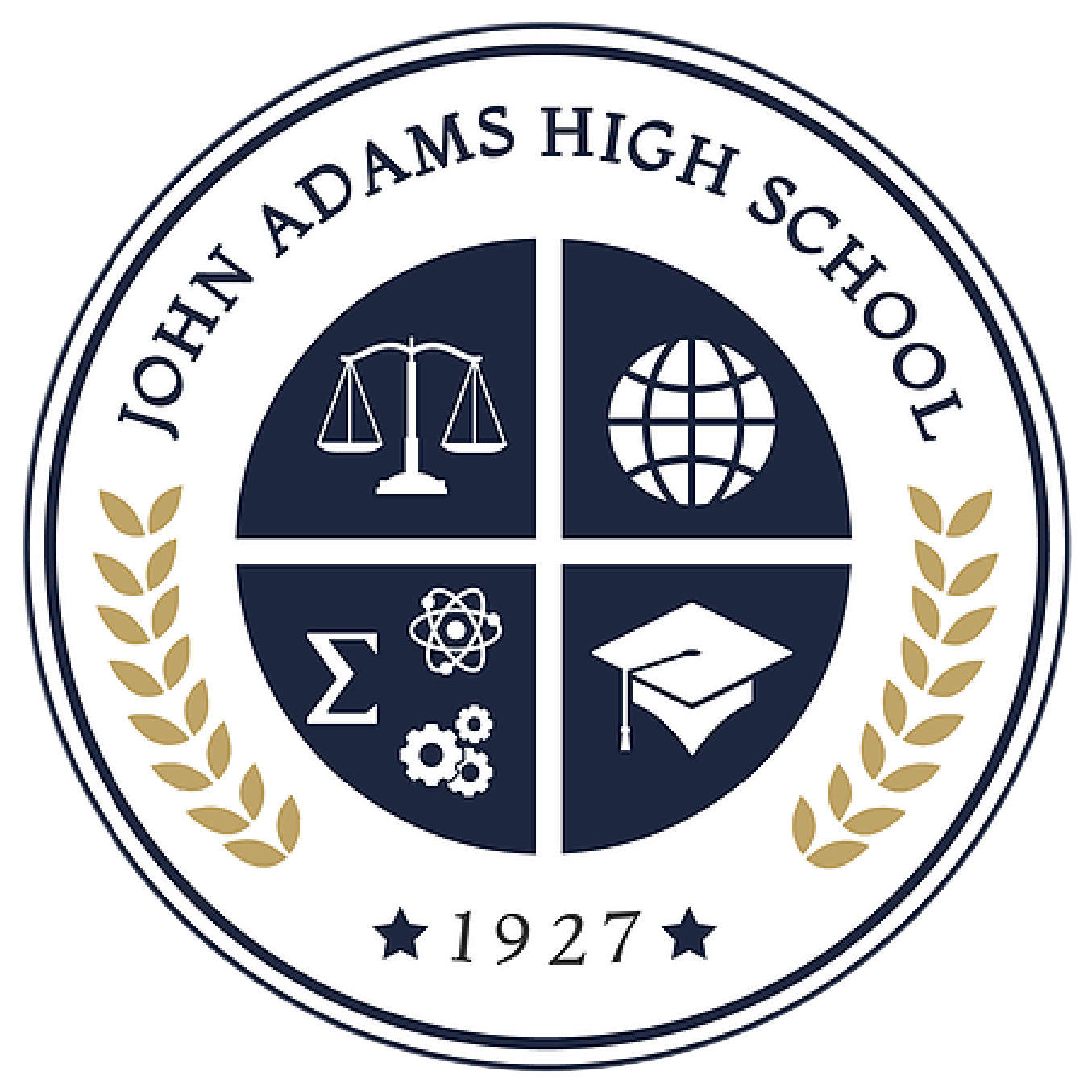 John Adams High School Home Page