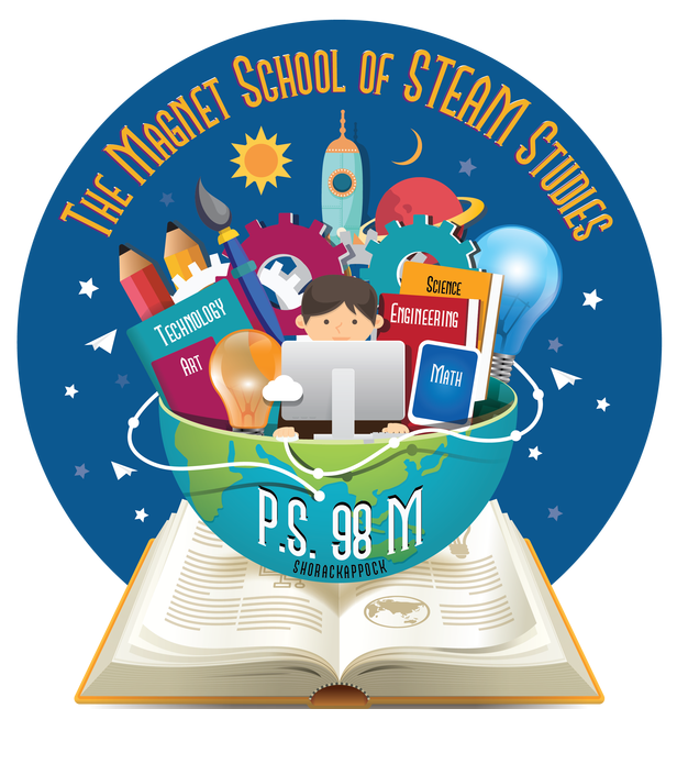 P.S. 98M - Magnet School of S.T.E.A.M. Studies! Home Page