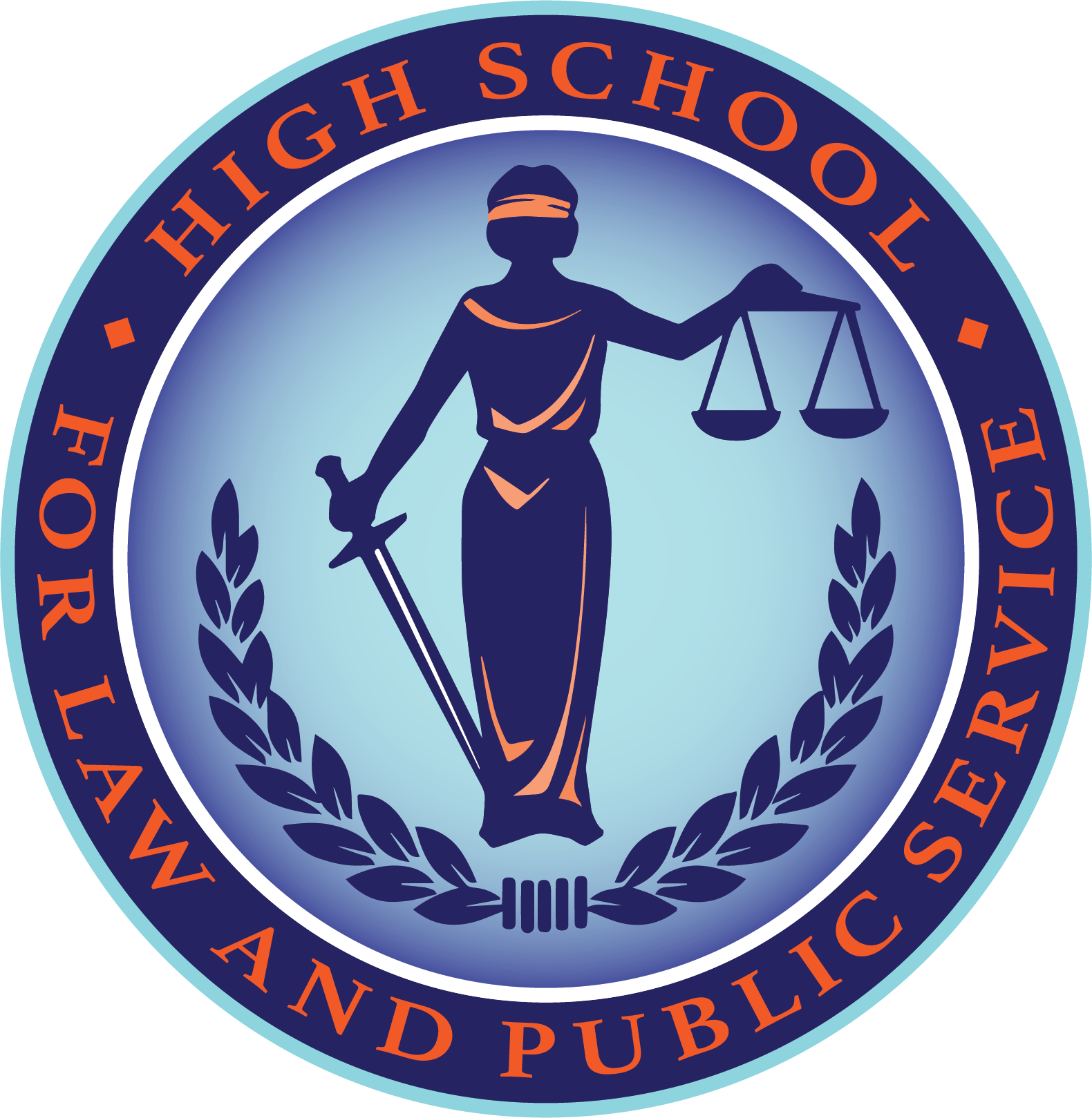 High School for Law and Public Service Home Page