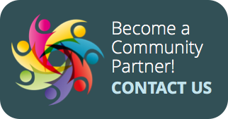 Become a Community Partner Badge Image