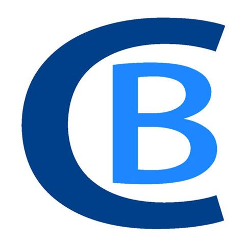 Crystal Blue Cleaning Service Logo