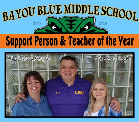 Schools Education3 18 19south Haven: Bayou Blue Middle School