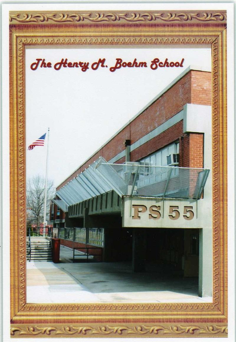 PS 55 The Henry M. Boehm School Home Page